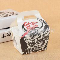慕斯西点盒 烘焙蛋糕盒 手提饼干点心包装盒 可印LOGO