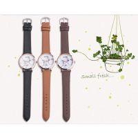 新款 淘宝热卖石英防水腕手表 OKTIME时尚手表彩色大理石女手表