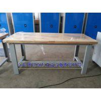 锦盛利QZT-1043榉木钳工台 重型榉木钳工实训工作台
