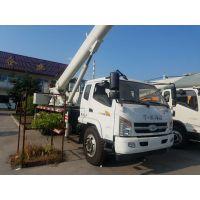 河南信阳国五标配12吨汽车吊价格表 汽车起重机操作人员考核过程