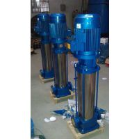 GDL/ DL/ D /CDLF多级离心泵不锈钢管道泵80GDL36-12*4-7.5kw