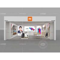 小米2.0授权体验店效果图设计方案