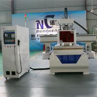 诺承NC-1325P河北【橱柜衣柜下料机】价格 自动上下料开料机 板式雕刻机