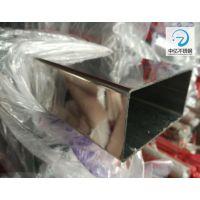不锈钢方通25*25不锈钢方管加工折弯焊接切割镀彩色管