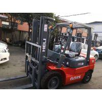 上海出售1.5吨合力电动叉车 3吨二手杭州柴油叉车