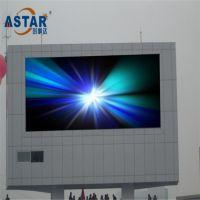 厂家定制 户外防水P8全彩LED电子显示屏 IC2038高刷新
