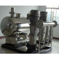 瓦房店变频无负压供水设备WGH-600无负压变频供水设备总代直销