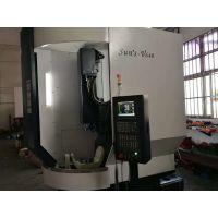 厂家直供HL-450高精度卧式加工中心,钻攻机,多面产品加工