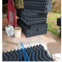 养鳝鱼用的蜂窝鳝巢价格 鳝鱼巢穿杆连接 PVC材质无味无毒 品牌华庆