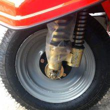 广西柴油三轮车 自卸农用拖拉机农用翻斗柴油三轮车