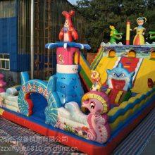 云南乐迪充气滑梯新款上市/心悦pvc儿童充气城堡/超级飞侠大滑梯重磅来袭