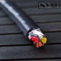上海南游拖链电缆柔性移动耐磨耐弯曲厂家定做