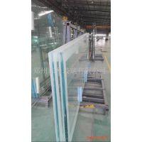 郑州雨棚阳光房8mm福特蓝镀膜夹胶钢化玻璃