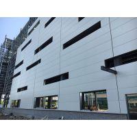 无锡钢结构金属幕墙板生产厂家,价格优惠,质量保证,出货效率高,聚氨酯封边岩棉板