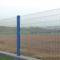 安平厂家直销桃形柱浸塑金属护栏