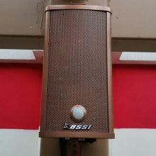 户外专用感应大音量防水广播音箱