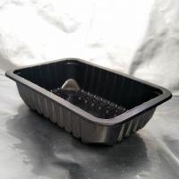 pp透明鸭货塑料包装盒/气调锁鲜鸭货盒