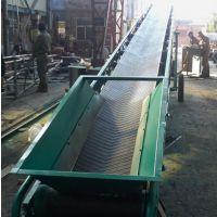 耐磨型橡胶材质输送机 润众 自动装车运料机订制