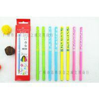 辉柏嘉519810-HB三角铅笔学生儿童书写铅笔安全无铅毒