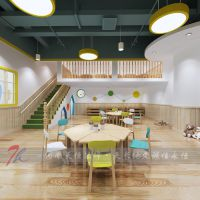 周口幼儿园装修公司 幼儿园室内外设计布局的重要性