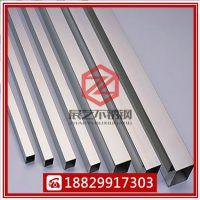 供应304不锈钢管 拉丝/光面方管