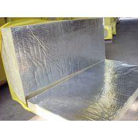 单面砂浆保温岩棉板现货 防火岩棉板FU76