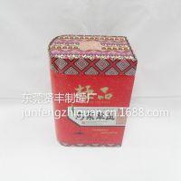乌岽单丛茶叶罐 古树红茶叶罐 市场热销茶叶包装盒 新款单丛铁盒