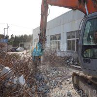 液压钳 液压剪厂家 BYM-300型液压粉碎钳/拆房子用的