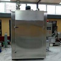 供应湖南腊肉烟熏炉 富扬牌100型全自动烟熏炉 熏肉设备
