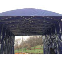 合肥移动雨棚景观棚货运大篷伸缩帐篷大排档景观膜布蓬