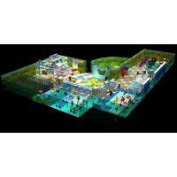 长沙淘气堡儿童乐园室内设备商场亲子大型游乐场玩具滑梯娱乐设施厂家