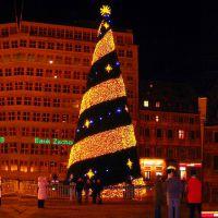 2019新款定制网红树LED灯圣诞树摆件商场装饰亮化城市户外大型灯会来图定制