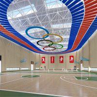 长春体育中心 空间吸声体 学校体育馆 空间吸声体降噪吸音厂家直销环保阻燃