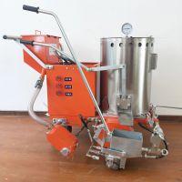 手推式热熔划线机 燃气加热型标线机 生产厂家直销