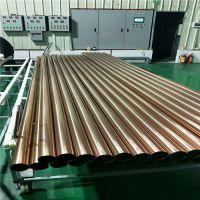 201/304/佛山厂家直销不锈钢彩色管 拉丝钛金圆管 镜面黑钛扁管