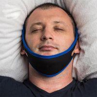 打呼噜止鼾器止鼾带下巴拖带下巴脱臼矫正带防张口呼吸阻鼾带