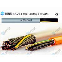 供应H03VV-F2X0.75,电源线VDE认证,平方电源线_电源线厂家