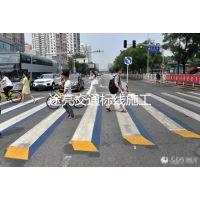东莞交通标线公司专业提供东莞反光标线施工