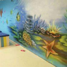 幼儿园装修效果图-广丽装饰-枣阳幼儿园装修