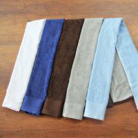 健身房运动毛巾加长长款夏季大号长条专用韩国针织速干加厚家用柔