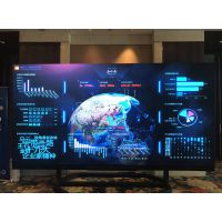 P1.875室内显示屏全彩小间距超清高亮LED显示屏