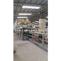 新型水泥纤维板成套生产设备