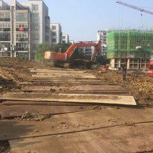 铺路钢板租赁价格-铜陵钢板租赁- 合肥安弘钢板租赁(查看)