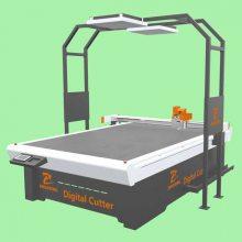 果洛橡胶振动刀切割机-推荐济南卓星智能科技