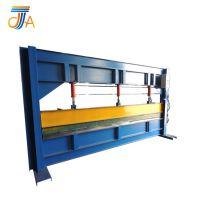 液压手动不锈钢板折弯机4米裁板机彩钢机