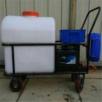 新疆棉花杀虫自走式三轮车打药机 柴油汽油方向盘式蔬菜喷雾器