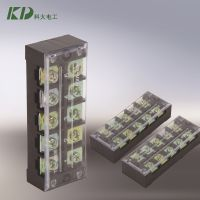 TB-4505塑料黄铜接线端子45A5位600V接线端子排 接线端子