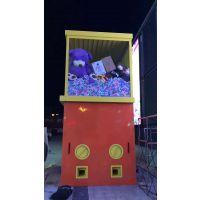抖音网红大型扭蛋机双层巴士超大巨型扭蛋机定制6米扭蛋机投币