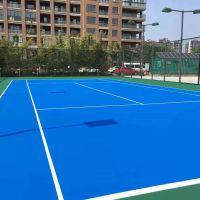上海球场地坪漆施工工艺 豫信地坪以现代主义的设计风格施工 装饰美观