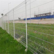 优盾铁网围栏厂家 绿色1.8*3米钢丝网片铁网围栏淮南市园林铁丝网围栏